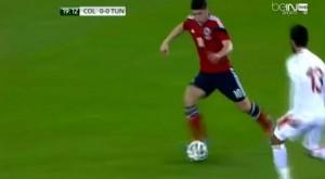 tunisie colombie video