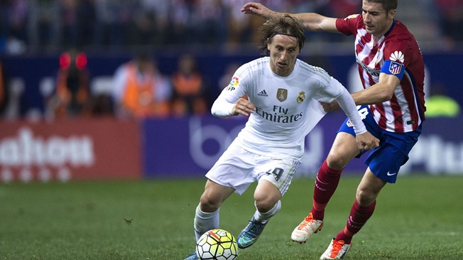 Real Madrid:  Modric à l'écart
