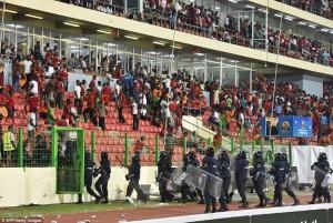 Ghana vs Guinee Equatorial