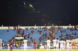 Guinee Equatoriale Ghana incidents 6