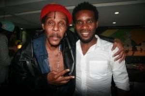 Majek and Jayjay Okocha