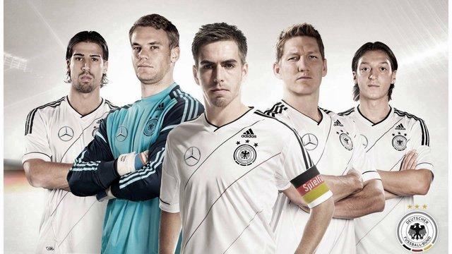 Equipe Allemagne 2014