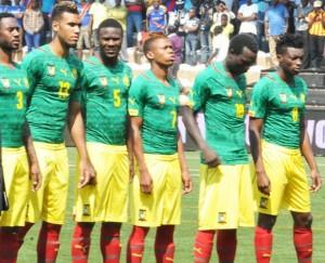 cameroun football 2015