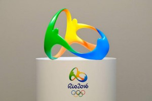 Rio 2016, logo jeux olympiques