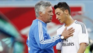 Özil Real Madrid