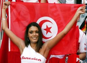 supporter tunisien