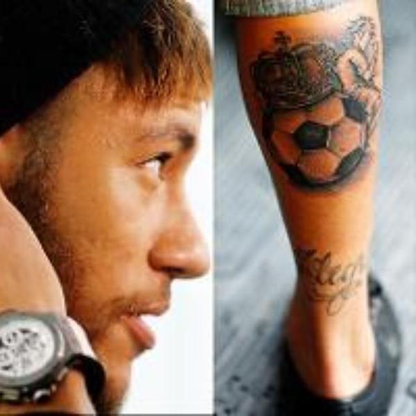 tatouage ballon couronne - tatouage